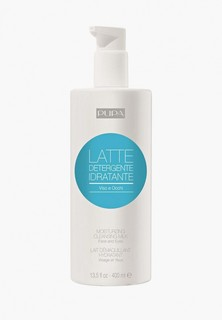 Молочко для лица Pupa очищающее для снятия макияжа MOISTURIZING CLEANSING MILK