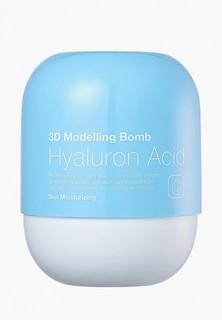 Маска для лица Vprove Увлажняющая 3D Modelling с гиалуроновой кислотой, 55 г