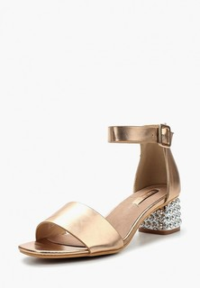 Босоножки LOST INK BARBARA JEWEL HEEL SANDAL