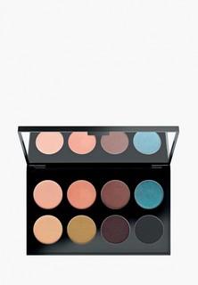 Тени для век Make Up Factory International Eyes Palette, №36, Colorful Savanna