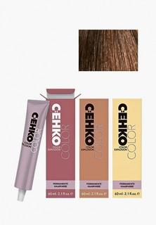 Краска для волос Cehko C:Ehko Color Explosion 7/35 Золотистая нуга/Gold Nougat, 60 мл