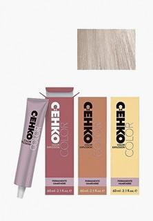 Краска для волос Cehko C:Ehko Color Explosion 12/20 Пепельно-платиновый блондин/Platinblond