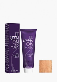Краска для волос KEEN 9.7 Светло-коричневый блондин 100 мл