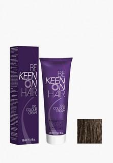 Краска для волос KEEN 5.0 Светло-коричневый 100 мл