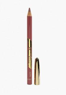 Карандаш для губ Chatte Noire №872 светлый бежево-сиренево-розовый 1,75 г