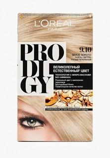 Краска для волос LOreal Paris LOreal Prodigy 9.10 БЕЛОЕ ЗОЛОТО