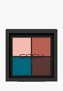 Палетка для глаз Gosh Gosh! Eye Xpression, 10 г, 004