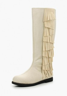 Валенки LOST INK FRINGEY TALL FELT BOOT FRINGEY TALL FELT BOOT