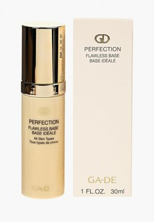Праймер для лица Ga-De ДЛЯ МАКИЯЖА PERFECTION FLAWLESS BASE , 30 мл