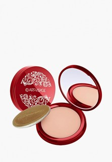 Пудра Art-Visage Silk Matte компактная для всех типов кожи, тон 23 бежевый Silk Matte компактная для всех типов кожи, тон 23 бежевый