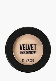 Тени для век Divage Velvet № 7312