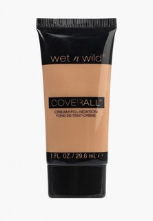 Тональное средство Wet n Wild Для Лица Coverall Cream Foundation E818 light medium