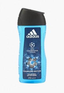 Гель для душа adidas UEFA 4 Champions, 250 мл