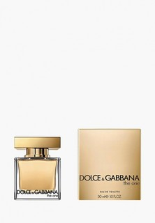 Туалетная вода Dolce&Gabbana Dolce&;Gabbana The One ,30 мл