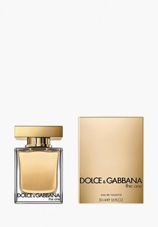 Туалетная вода Dolce&Gabbana Dolce&;Gabbana The One, 50 мл