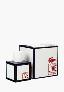Туалетная вода Lacoste Live 60 мл