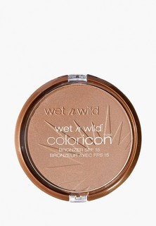 Бронзатор Wet n Wild Компактный для лица Color Icon Bronzer, E739 ticket to Brazil
