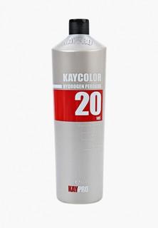 Эмульсия окислительная KayPro ОКИСЛИТЕЛЬНАЯ KAY COLOR 20 vol (6%), 1000 мл