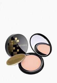 Пудра Art-Visage Perfect skin для жирной и комбинированной кожи, тон 03 светлый Perfect skin для жирной и комбинированной кожи, тон 03 светлый