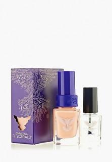 Набор лаков для ногтей Christina Fitzgerald Mary Anne Телесно-розовый