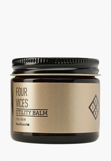 Бальзам для волос Beardbrand Four Vices Utility Balm Four Vices Utility Balm