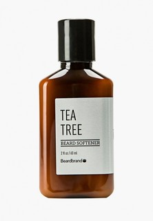 Кондиционер для волос Beardbrand бороды Tea Tree Beard Softner бороды Tea Tree Beard Softner