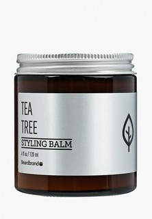Бальзам для волос Beardbrand укладки Tea Tree Styling Balm укладки Tea Tree Styling Balm