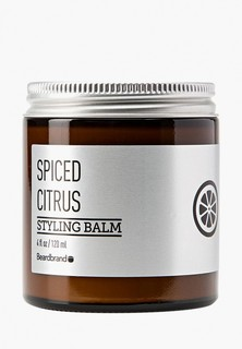 Бальзам для волос Beardbrand укладки Spiced Citrus Styling Balm укладки Spiced Citrus Styling Balm
