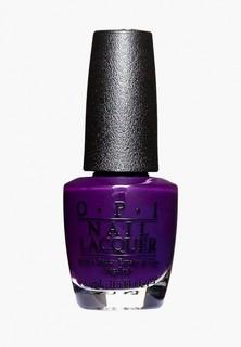 "Лак для ногтей O.P.I OPI Nail Lacquer, тон № NLV35""O Suzi Mio"", 15 мл"