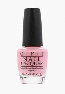 Лак для ногтей O.P.I OPI Suzi Shops & Island Hops, 15 мл