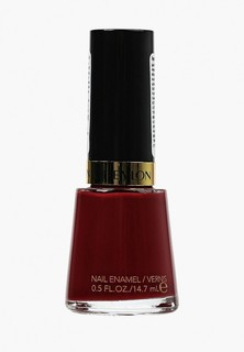Лак для ногтей Revlon Core Nail Enamel Raven red 721