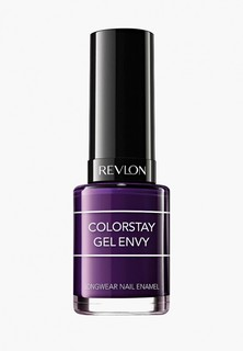 Гель-лак для ногтей Revlon Colorstay Gel Envy High roller 450