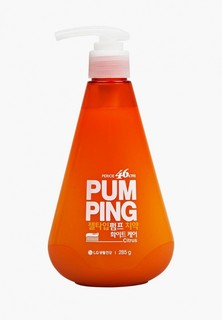Зубная паста Perioe отбеливающая Whitening Pumping Toothpaste 285 г
