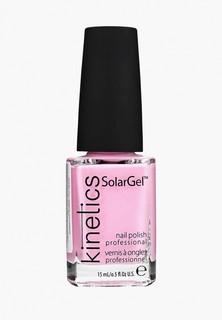 Лак для ногтей Kinetics SolarGel Polish, тон 381 Ready, Set, Snow, 15 мл