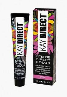Краска для волос KayPro прямого действия KAY DIRECT розовый 100 мл.