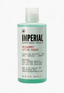 Лосьон после бритья Imperial Barber Grade Products Увлажняющий Bergamot After-Shave