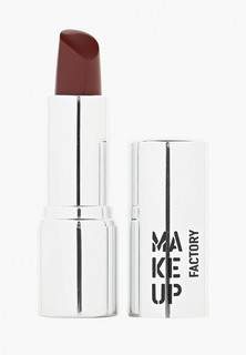 Помада Make Up Factory для губ кремовая Lip Color тон 137 осенний красный