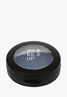 Тени для век Make Up Factory Матовые одинарные Mat Eye Shadow тон 51 серо-голубой