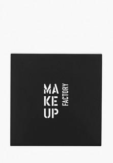 Тени для век Make Up Factory 5-ти цветные Diamond Stripes тон 15 оттенки розовой меди