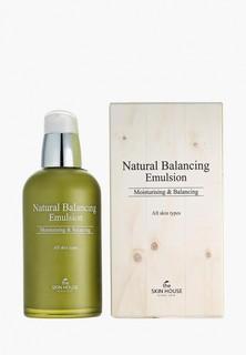 "Эмульсия для лица The Skin House Балансирующая ""Natural Balancing"" 130 мл"