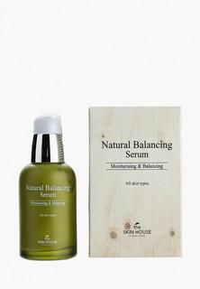 "Сыворотка для лица The Skin House Балансирующая ""Natural Balancing"" 50 мл"