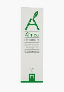 Мезороллер для кожи головы Almea Mesoroller 1,0 mm для борьбы с потерей волос и облысением (длина иглы 1 мм)