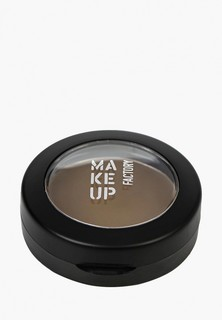 Тени для век Make Up Factory матовые одинарные Mat Eye Shadow, тон 48 зеленый хаки