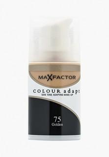 Тональное средство Max Factor Colour Adapt 75 тон