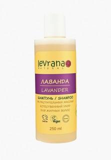Шампунь Levrana для жирных волос Лаванда , 250 мл