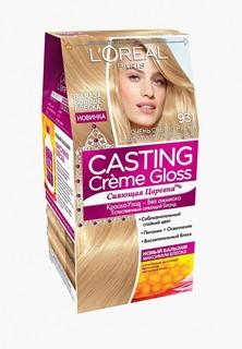 Краска для волос LOreal Paris LOreal Casting Creme Gloss 931 Очень светло-русо-золотисто-пепельный