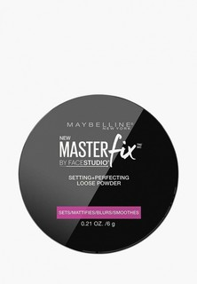 "Пудра Maybelline New York Фиксирующая для лица ""Master Fix"", 6 гр"