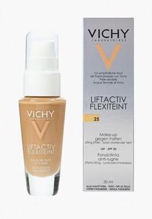 Тональное средство Vichy с эффектом лифтинга liftactiv flexilift телесный оттенок, тон 25 30 мл