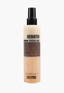 Кондиционер для волос KayPro восстанавливающий с кератином, 200 мл