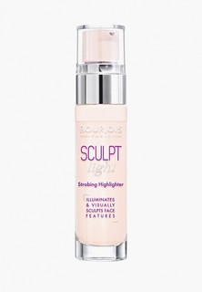 Хайлайтер Bourjois Sculpt Highlighter. Тон light strobing (светлый) Sculpt Highlighter. Тон light strobing (светлый)